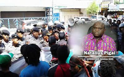 Komnas HAM Terjunkan Tim, terkait Pengepungan Asrama Mahasiswa Papua