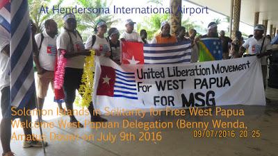 Indonesia Mulai Panik ketika Melihat perjalanan ULMWP Menuju Keanggotaan Penuh di MSG