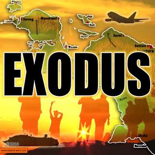 Deja Vu Gelombang Eksodus Mahasiswa Papua